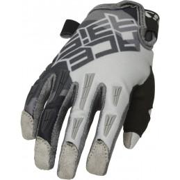 Detské rukavice na motorku ACERBIS CE MX X-K grey