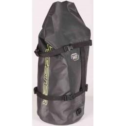 Zadná taška BAGSTER WP30 black/yellow