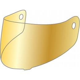 Plexi na prilbu BELL Eliminator Visor Iridium Gold