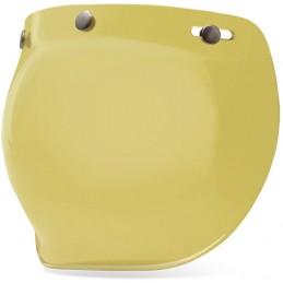 Plexi na prilbu BELL Custom 500 Bubble Visor yellow