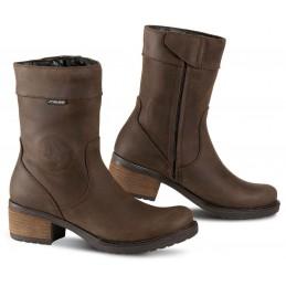 Dámske topánky na motorku FALCO Ayda 2 Ladies brown