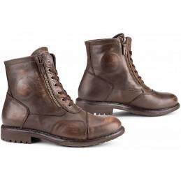Topánky na motorku FALCO Aviator brown