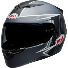 Prilba na motorku BELL RS-2 Swift black/gray