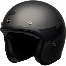 Prilba na motorku BELL Custom 500 DLX Thunderclap black