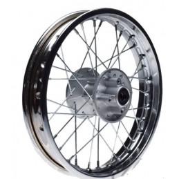 Kompletné koleso pre pitbike WMMOTOR 14x1.85 minicross pitbike rear