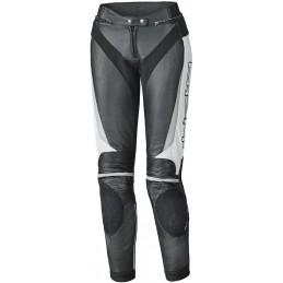 Dámske nohavice na motorku HELD Lane II black/white