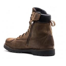Topánky kožené BROGER alaska hnedé