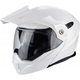 SCORPION EXO prilba na moto ADX-1 white