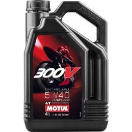 MOTUL 300V FL Road Racing 5W40 4T 4l