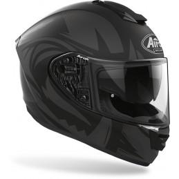 AIROH prilba na motorku ST.501 SPECTRO black matt