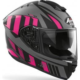 AIROH prilba na motorku ST.501 BLADE pink matt