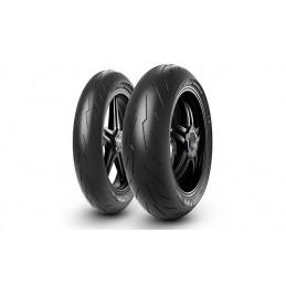 PIRELLI pneu Diablo Rosso IV 120/70 ZR17 58W TL M/C