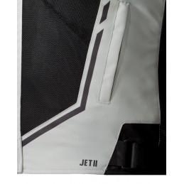 Bunda OZONE jet II čierno-šedá