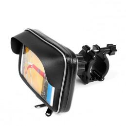 BIKETEC vodotesné púzdro na telefón s držiakom na riadidlá so štítom BT148S