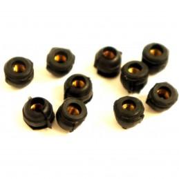 JMP gumová matica M4x0.5 8mm
