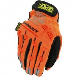 Mechanix Úžitkové rukavice Hi-Viz M-Pact® SMP-99-008