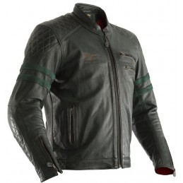 RST bunda na motocykel IOM TT Hillberry dark green