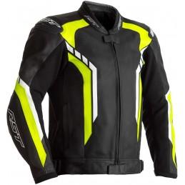 RST bunda na motocykel Axis CE black yellow