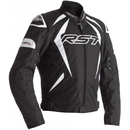 RST bunda na motocykel Tractech EVO 4 black white