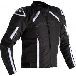 RST bunda na motocykel S-1 black white