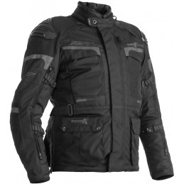 RST bunda na motocykel Adventure-X Airbag black