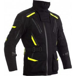 RST bunda na motocykel Pro Series Pathfinder black neon yellow