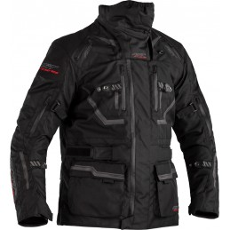 RST bunda na motocykel Pro Series Paragon 6 airbag black