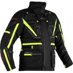 RST bunda na motocykel Pro Series Paragon 6 airbag black yellow