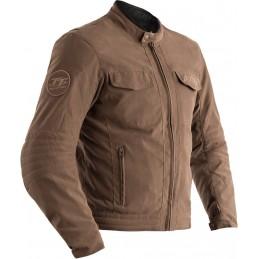 RST bunda na motocykel IOM TT Crosby brown