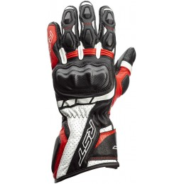 RST rukavice na motocykel Axis CE black red
