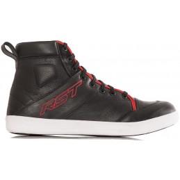 RST topánky na motocykel Urban II black red