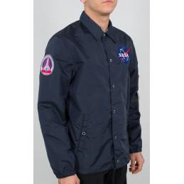 Alpha Industries pánska bunda NASA Coach navy