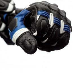 Rukavice RST axis CE čierno modré