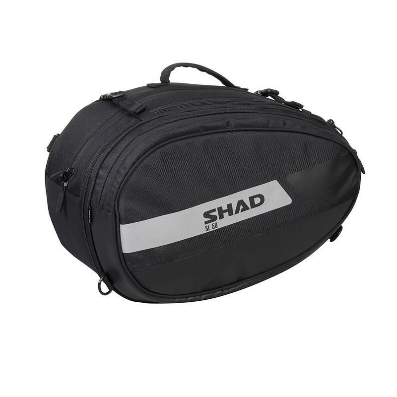 Bočné brašne na motorku SHAD SL58