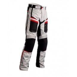 Nohavice RST maestick strieborno-čierno-červené