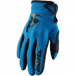 MX rukavice Thor Sector S20 blue