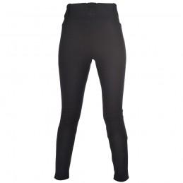 Dámske legíny na motorku OXFORD Super leggins black short