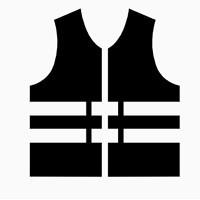 Reflexné vesty pre motorkárov | Reflexné prvky na motorku | Oblečenie na motocykel
