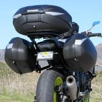 Batožina na motocykel, Motodoplnky