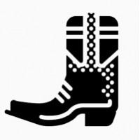 Čižmy na chopper | Štýlové topánky na motocykel | Motocyklové topánky
