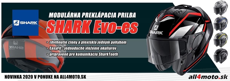 Baner Shark EVO ES